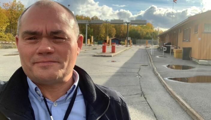 REAGERER: – Vi har et kritisk behov for kompetanse som må hentes utenfra politiet, fra Forsvaret og andre etater, som vi ikke vil oppfylle nå, Bjørn Tharaldsen, leder i PF Finnmark.