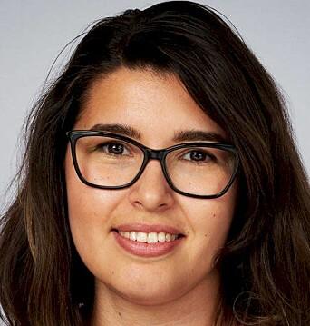 Andrea Alecu, forsker ved Arbeidsforskningsinstituttet AFI/OsloMet.