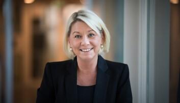 Justis- og beredskapsdepartementet Monica Mæland.