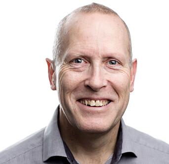 Dag Arne Thoresen, analytiker i Politiets Fellesforbund.