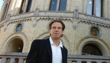 Jan Bøhler (Sp), medlem av Justiskomiteen på Stortinget.