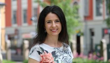 Jenny Klinge (Sp), medlem av Justiskomiteen på Stortinget.
