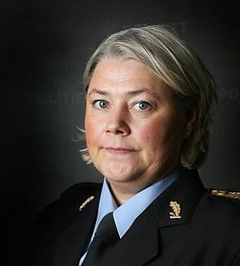 Astrid Nilsen, politimester i Troms.