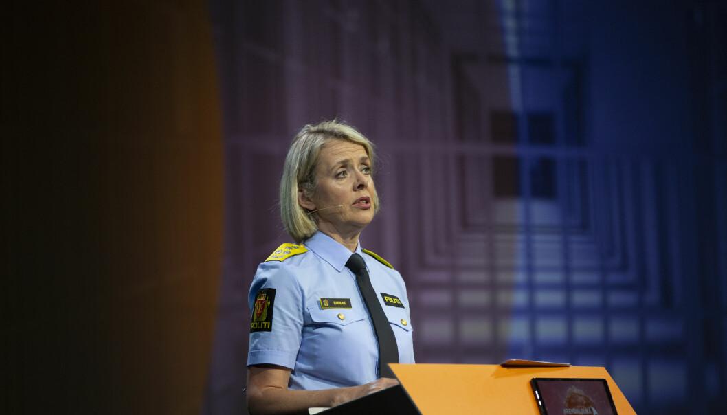 """Benedicte Bjørnland er opprørt etter å ha blitt fortalt om tilfeller av at politiansatte har misbrukt stillingen sin til sex, og """"knulle-torsdag"""" på B3 leir."""