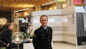 NY VARA: – Gitt rollen til DSA, er det i utgangspunktet naturlig at både leder og stedfortreder har juridisk kompetanse, sier assisterende politidirektør og DSA-leder Håkon Skulstad.