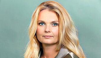 MIDLERTIDIG LØSNING: – Jeg sa ja til å steppe inn som vara i en mellomperiode, for å løse en bemanningsutfordring, sier PODs kommunikasjonsjef og DSA-vara, Hilde Ebeltoft-Skaugrud.