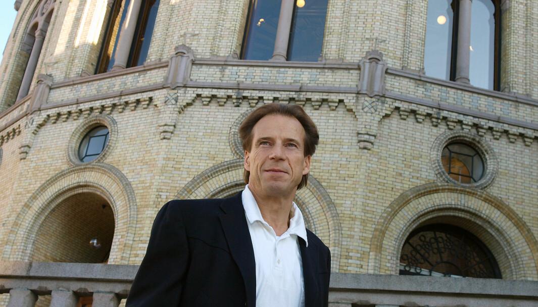 Jan Bøhler, stortingsrepresentant for Senterpartiet, mener det må settes mer fokus på organisert kriminalitet.