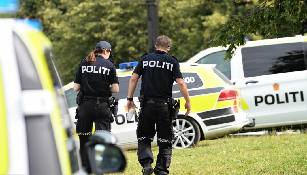I en spørreundersøkelse besvart av neste 6000 politiansatte forteller 460 kvinner og 86 menn at de har blitt utsatt for seksuell trakassering i løpet av sin yrkeskarriere i politiet.