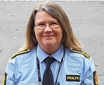 Tania Garthus, politioverbetjent og hovedverneombud ved Politihøgskolen.