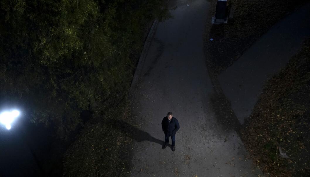 ALENEGANG: – Det har vært et ensomt løp. Jeg visste da dette startet at her kom jeg til å bli stående alene. Men jeg hadde ikke trodd at det kom til å bli så ensomt som det ble, sier Einar Aas.