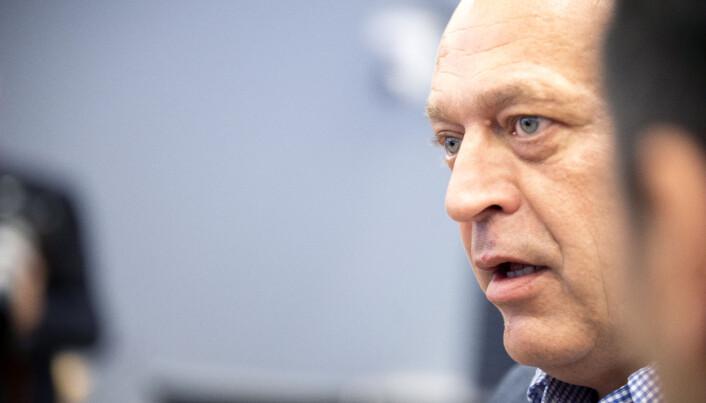 STORFISK: Gjermund Cappelen var knyttet til flere tilfeller av narkotikakriminalitet i Asker og Bærum politidistrikt, men politiet fikk aldri noe på ham - før han ble fanget i garnet høsten 2013.