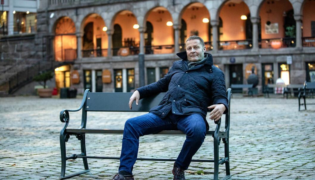 TILBAKELENT: Politiinspektør Einar Aas har levd med Eirik Jensen-saken i nærmere to tiår. Med Høyesteretts avvisning av Jensens anke, er punktum satt - også for Aas. – Jeg må si at jeg er ganske trett av denne saken, sier han.