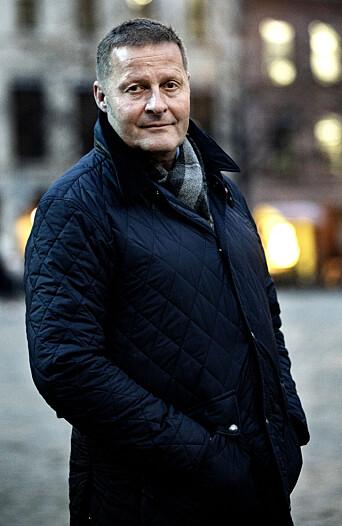 ENDEPUNKT: Einar Aas har ikke mange år igjen før han blir pensjonist. Eirik Jensen-saken er, sammen med Tsunamien i 2004 og 22. juli 2011, en av de sakene han kommer til å huske best.