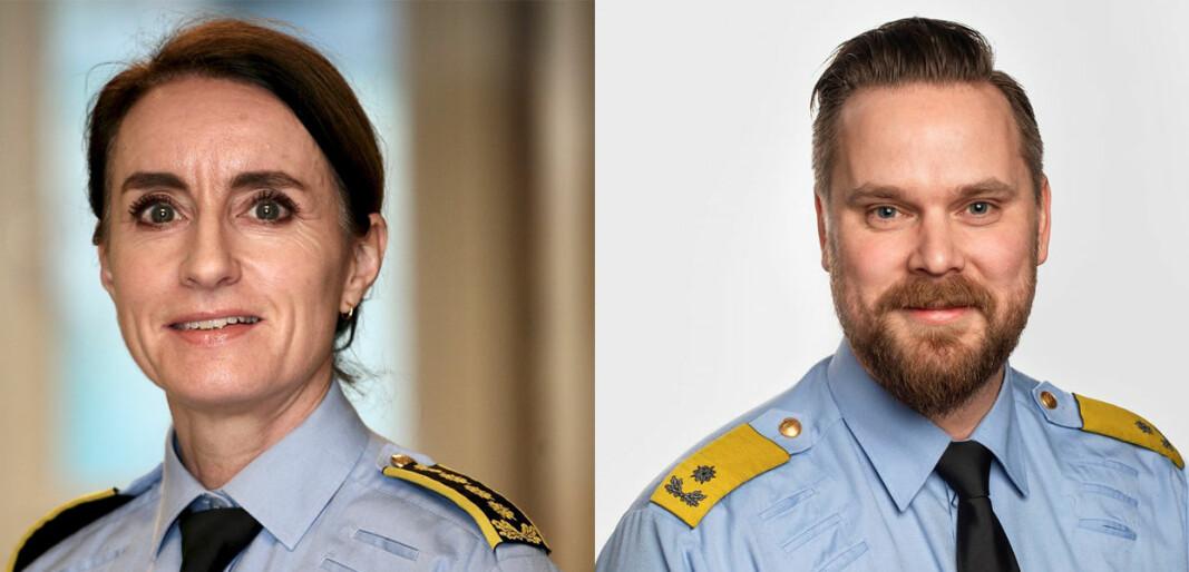 Ane Kvaal og Geir Solem.