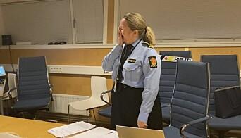 Fryjordet visste ingenting da politidirektør Benedicte Bjørnland plutselig fortalte at hun er kåret til årets leder i politiet.