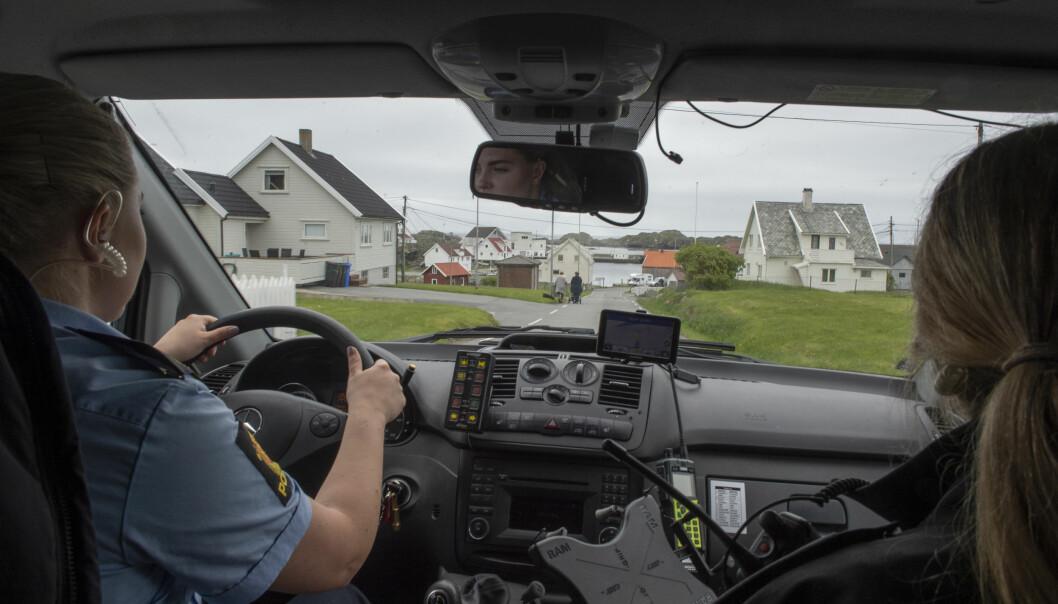 I de 189 ekstra millionene som går til politiet, er 100 millioner satt av til styrking av politidistriktene, økt tilstedeværelse og flere patruljer.