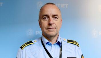 Bjørn Kåre Dahl, leder personalseksjonen FEE Sør-Vest PD, etterforskningsleder Nokas-saken.