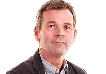 Stig Ledaal, politiinspektør ved PST, i Sør-Vest politidistrikt.