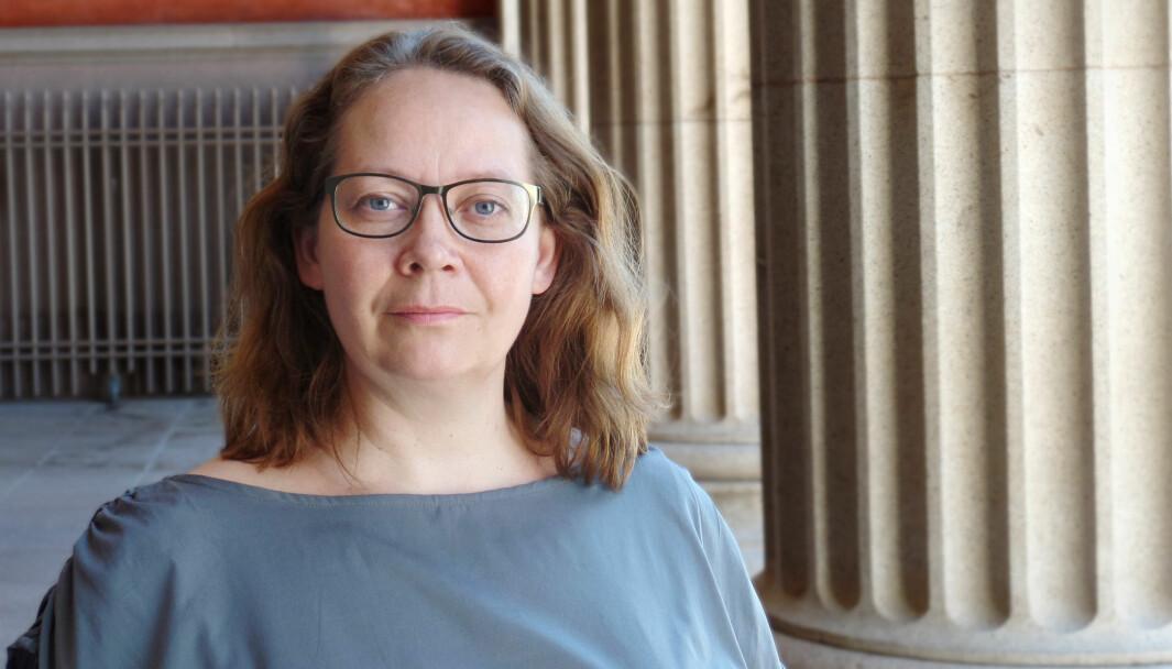 May-Len Skilbrei, professor og instituttleder for kriminologi og rettssosiologi ved Universitetet i Oslo, mener forskerne som skrev forskningsartikkelen om sexukultur i politiet, har gjort dårlig håndtverk.