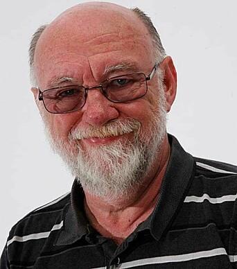 Rolf Granér, pensjonert forskningsansvarlig ved politiutdanningen ved Linnéuniversitetet.