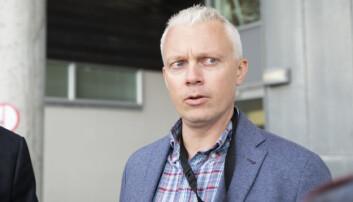 Espen Orud, lokallagsleder i PF Øst.