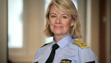 Ida Melbo Øystese, politimester i Øst politidistrikt.