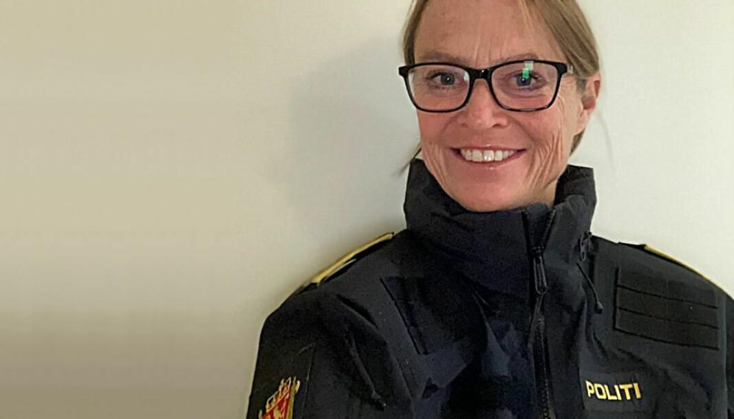 Sidsel Schick, politioverbetjent i Øst politidistrikt.
