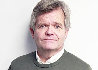 Arne Dag Hestnes, jurist i Politiets Fellesforbund.