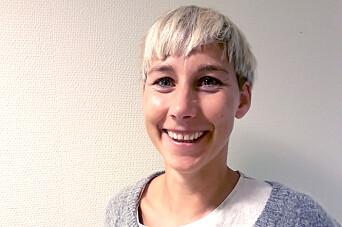 Cecilie Torvik, høgskolelektor ved Politihøgskolen.