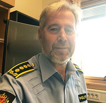 Arne Johannessen, leder GDE Sogn og Fjordane.