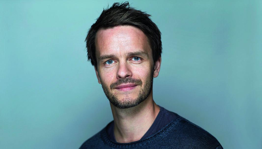 Politiforum-redaktør Erik Inderhaug.
