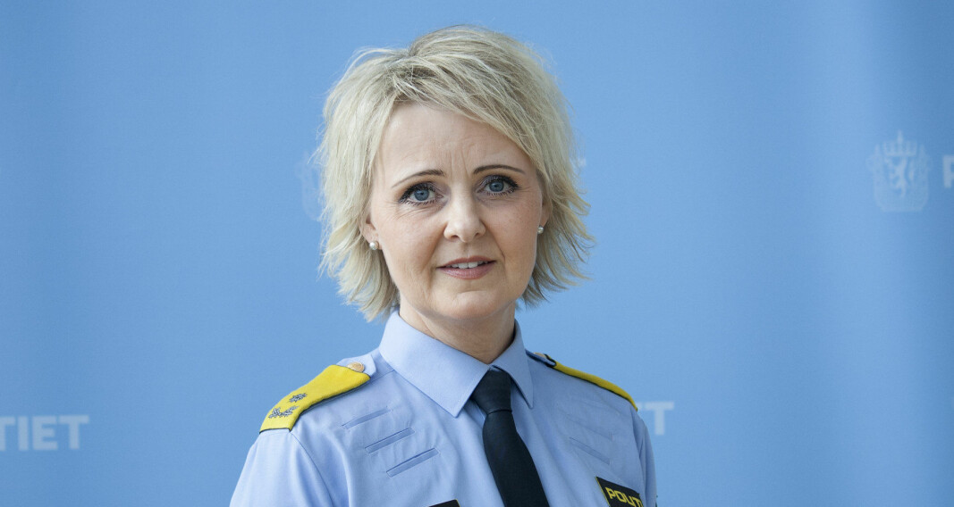 Fungerende politmester Heidi Kløkstad i Nordland politidistrikt.