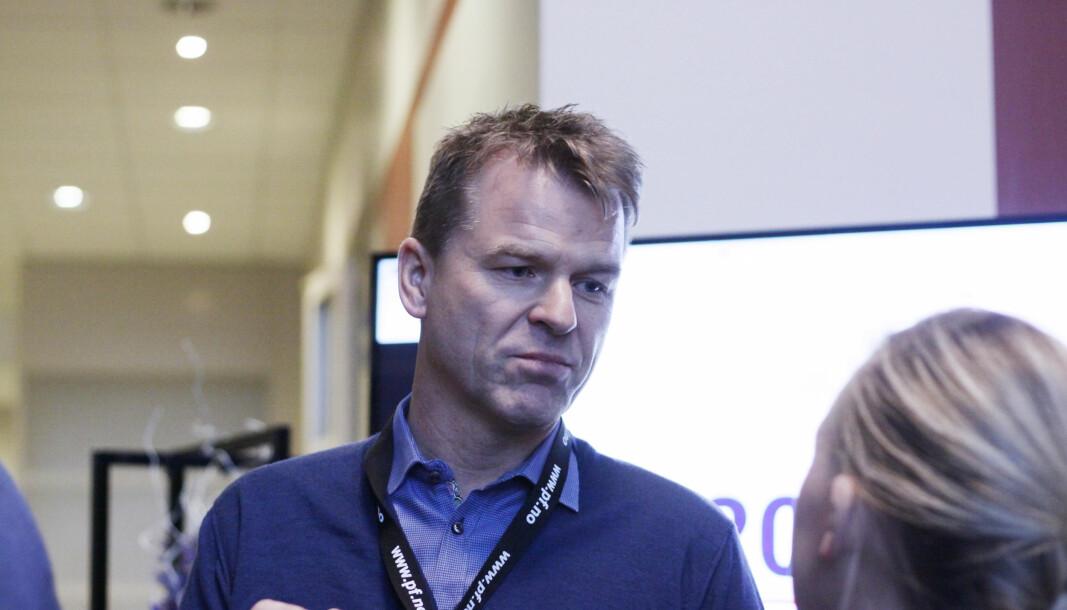 Sigve Bolstad, leder i Politiets Fellesforbund, sier han er bekymret for at rusreformen vil føre til at flere ungdommer vil komme inn i en skadelig sirkel av rus.