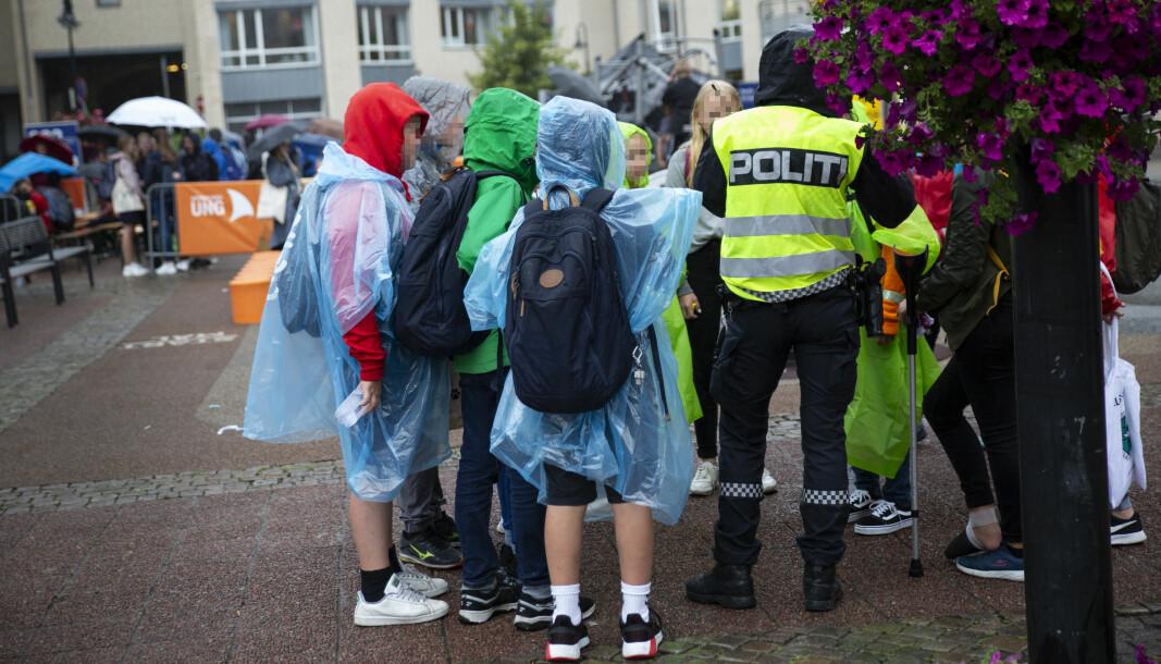 Jeg er bekymret for om våre unge vil forstå at noe ikke er straffbart, men forbudt. Norge ligger i dag godt under det europeiske snittet for bruk av narkotika blant unge, skriver kronikkforfatteren. Bildet er et illustrasjonsfoto tatt i en annen sammenheng.