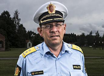 Bjørn Vandvik, avdelingsdirektør i Politidirektoratet.