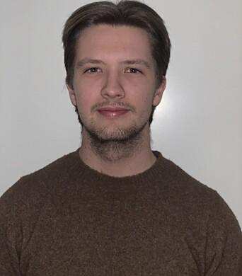 Marcus Hagen, leder av PF Politistudentene.