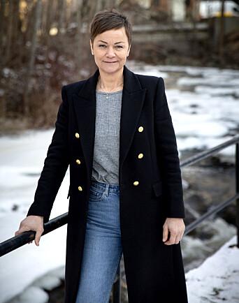 ARGUSØYNE: PFs forbundssekretær Linda Verdal undersøkte bevæpningsvedtaket som en del av sin masterstudie ved Universitetet i Agder.
