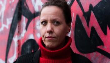 Anna-Sabina Soggiu, sosionom og phd-stipendiat i psykisk helse og rus ved Universitetet i Sørøst-Norge.