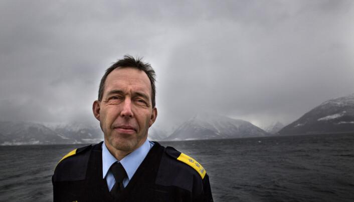 BEKYMRET: Politimester Kaare Songstad i Vest politidistrikt er bekymret for at en lovendring i 2017 har gitt flere tilfeller av vold og drap.