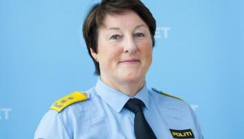 Tone Vangen, beredskapsdirektør i POD.