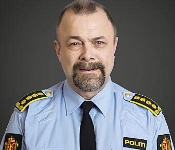 Bård Austad, leder for felles enhet for operative tjenester i Agder.