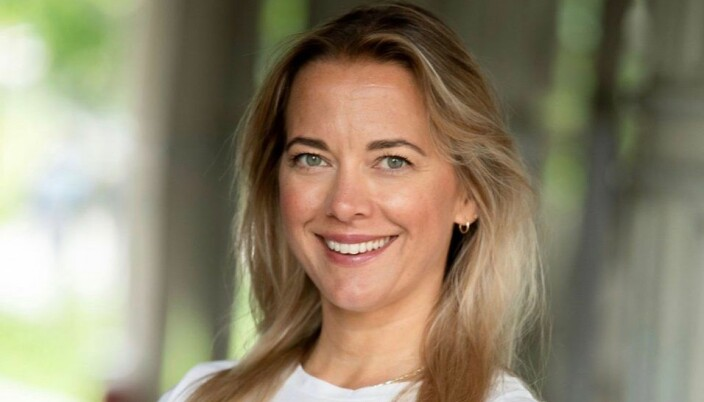 Kristine Moss, generalsekretær i Norsk Narkotikapolitiforening.
