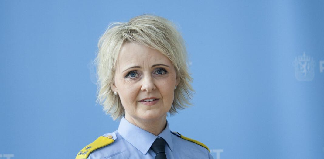 Heidi Kløkstad blir politimester i Nordland på permanent basis.