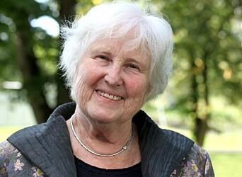 HAR ET VOLDSPROBLEM: Voldsforsker Ragnhild Bjørnebekk forteller at personer som utøver vold mot politiet, er personer som generelt har et voldsproblem.
