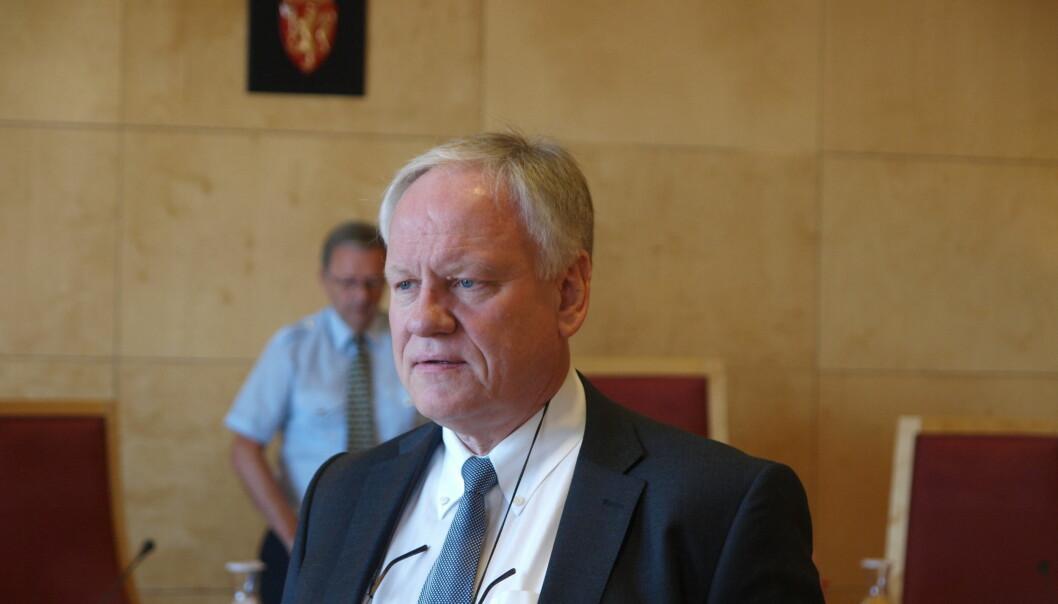 Tidligere politimann Eirik Jensen ble i juni 2020 dømt til 21 års fengsel for grov korrupsjon og medvirkning til narkotikakriminalitet. Advokat Sigurd Klomsæt var hans forsvarer i siste runde i retten.