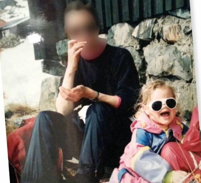 MAMMASKRYT: – Jeg er stolt av datteren min, og hun har vært helt enestående med meg og faren sin, sier Henriettes mor.