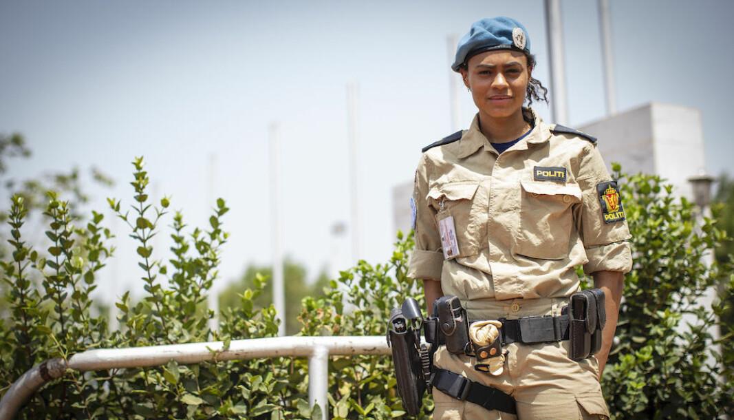 Norske Sira Bojang ble plukket ut som «Young Peacekeeper of the day» av UN Peacekeeping, for arbeidet i Mali.