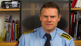 Johnny Steinbakk, avdelingsleder for bachelorutdanningen ved Politihøgskolen i Bodø.