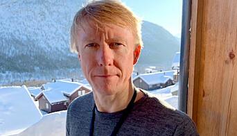 Ørjan Hjortland, leder for Politiets Fellesforbund Vest.