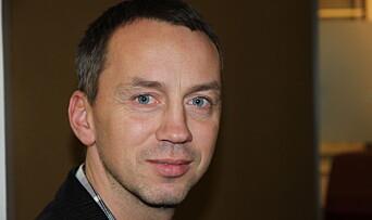 Vegar Monsvoll, leder for sivilutvalget i Politiets Fellesforbund.